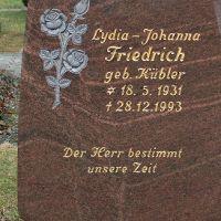 Friedhof-Liebelsberg-Friedrich