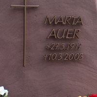 Friedhof-Neubulach-Auer