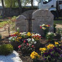 Friedhof-Oberhaugstett-Reutter