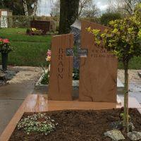 Friedhof-Effringen-Braun