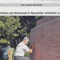 Ehrenmal-Neuweiler